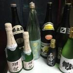 肉・菜ダイニング わのみ - 日本酒