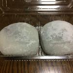 マルヤ餅菓子店 - 大福