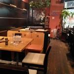 MUSHROOM - テーブル席