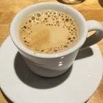 マンジャーレ - コーヒー