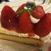西洋菓子 ら・ぱれっと - 料理写真:いちごタルト¥380。