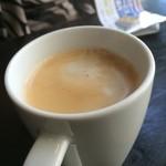 アジアン カフェ NOY'S - 香り豊かな珈琲や他のドリンクはフリー。