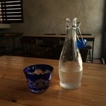 フィッシュジャム - 江戸切子グラス
