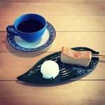フィッシュジャム - 黒糖ベイクドチーズケーキもおいしい!