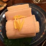 野崎酒店 - 長芋漬 350円