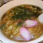 千崎製麺 - 昔ながらの醤油らーめん細麺