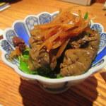 瓢亭MARU - まるのキモ生姜煮