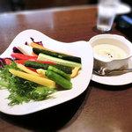 44368119 - 野菜スティック