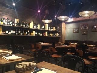 Italian kitchen VANSAN 新宿店