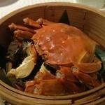 中国レストラン 胡蝶花 - 上海蟹
