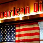 アメリカンダイナー・バー&グリル - アメリカンな雰囲気ですよー。