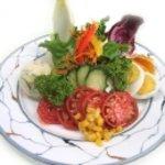 くら - 野菜サラダ