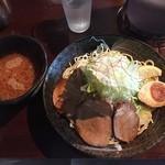 和ごころ - 広島つけ麺900円。