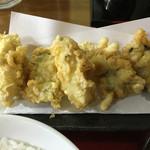 44370370 - 牡蠣の天ぷら