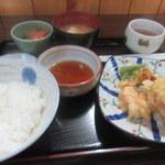 ゆにおん - 天ぷらランチ