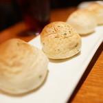 CoCo G - 自家製パン