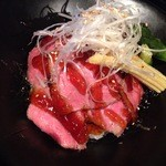 44376439 - ローストビーフ丼(1500円)