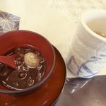 岩清水料理の宿 季の里 - 料理写真:ウエルカムドリンク