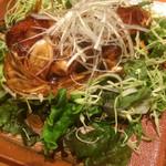 あなぼこ - 豚の角煮。お勧め聞きたらこれだった。旨い(^^)