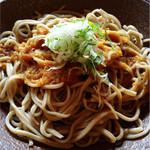 44382186 - 細麺のおろし蕎麦
