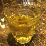 タイレストラン タニサラ - ラムヤイジュース