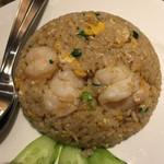 タイレストラン タニサラ - カオパックン(エビチャーハン)税込780円