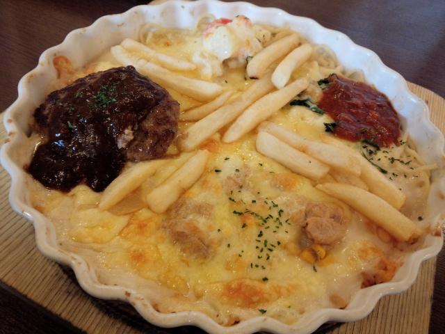 カフェレストラン フリージア いこらも〜る泉佐野店