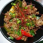 寿司居酒屋 平八郎 - 牛焼肉丼