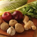 ラーメン 福栄 - 8種の野菜を煮込んだ濃厚スープ
