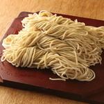 ラーメン 福栄 - 店内自家製麺
