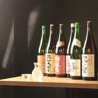 富山の旨い『地酒』