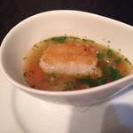 ジェットラグ - 焼きおにぎりのスープ