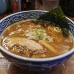 麺屋 もり田 - 料理写真:醤油ラーメン玉子入り並盛☆