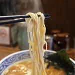 麺屋 もり田 - 醤油ラーメンリフト☆