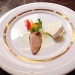 44388630 - 「パスタBコース」の前菜