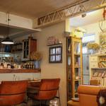 cafe zakka  hinatabocco - 温かみのある雰囲気☆