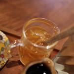 cafe zakka  hinatabocco - 粘度の高いたっぷりの生姜☆