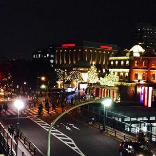 恵比寿の素敵な夜景を一望☆人気のテラス&店内ダイニング♪