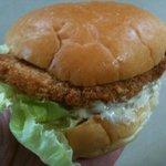 パン工房 マルジュウ - 白身魚のパン