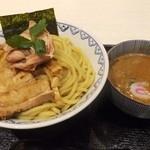 44391139 - チャーシュー盛りつけ麺