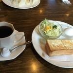 コーヒー&キッチン・パセリ - 料理写真: