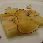 プレスキル - ☆フォアグラコンフィとサツマイモのプレッセ レモン風味(*^^)v☆