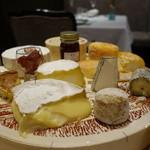 プレスキル - ☆チーズは充実ですね☆