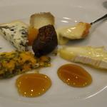 プレスキル - ☆チーズの盛り合わせも充実☆