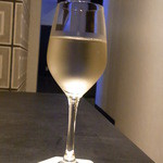 URGE - スプリッツァー(白ワイン+ソーダ)☆♪