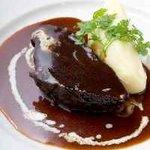 天山 - 料理写真:ほほ肉のブレゼ