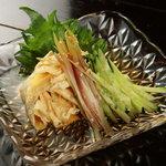もきち - 料理写真:美濃屋さんの生湯葉