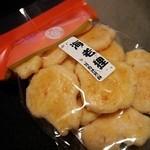 たぬき煎餅 -