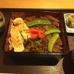 きはる - 和牛と松茸の時雨重セット