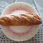 ブルクベーカリー - 2.天然酵母オレンジピールとマカデミアナッツ